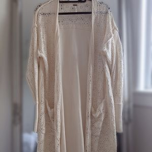 Free People Sweaters - Free People Runaway Duster (s)